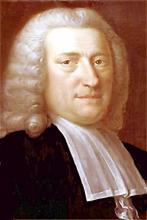 Jan Maurits Quinkhard, Portret van Christoph Gottlob Saxe