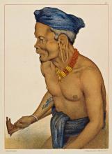 Reis in Oost- en Zuid-Borneo van Koetei naar Banjermassin ondernomen op last van de Indische regeering in 1879 en 1880 (1881-1887) (Koninklijke Bibliotheek Den Haag, aanvraagnummer: 459 C 83, pl. 12)
