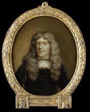 Nicolaas Heinsius (schilderij, olieverf op blik, 1771) door Abraham de Blois [Collectie Rijksmuseum Amsterdam]