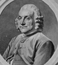 Jacob Visser (portret door H. Pothoven)