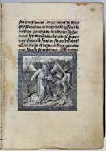 Getijdenboek van Philips van Bourgondië (handschrift, vijftiende eeuw) [Foto: Koninklijke Bibliotheek Den Haag]