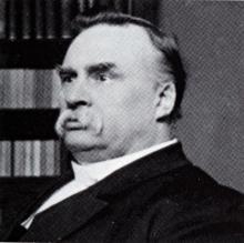 Portret van G.J.P. Bolland