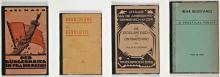 Uitgaven uit de collectie Roland Holst-van der Schalk (Koninklijke Bibliotheek Den Haag, aanvraagnummers: 23 C 45, 24 E 42, 24 C 30 en 24 C 34)