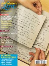 Art & métiers du livre, 273 (juillet-auôt 2009)