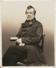 Portret van Louis Splitgerber (ca. 1860) [Stadsarchief Amsterdam]